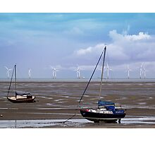 Wind in the sails  Photographic Print
