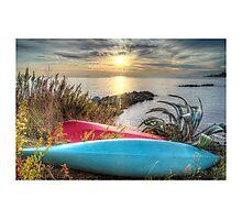 Hdr Landscape Photographic Print