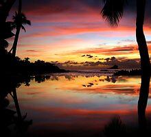 Carribean Sunset by Garry Copeland