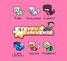 Steven Mewniverse by Keyyu