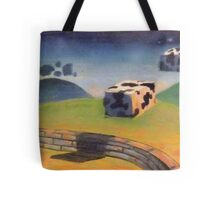 Wake up - the coobs are on the moove Tote Bag