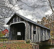 McWilliam Covered Bridge by djphoto