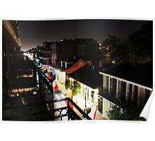 Darkness Over Dauphine Street Poster