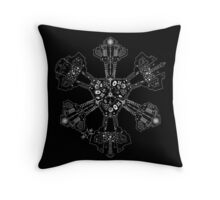The Lost City of the Ancients Throw Pillow