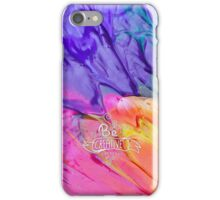Be Creative Every Day iPhone Case/Skin