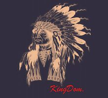 KingDom Indian Head Long Sleeve T-Shirt