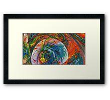 Sturm und Drang #1 Framed Print