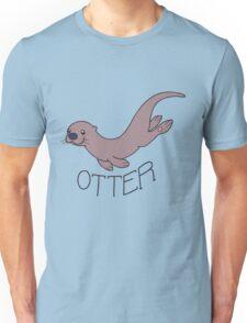 Cute River Otter Shirt Unisex T-Shirt