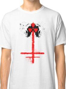 Trash Polka Skull N' Cross Classic T-Shirt