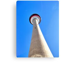Towering Heights Canvas Print