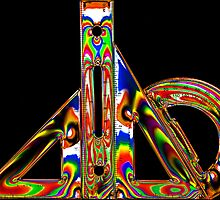Electric Geometry 2 by Steve Purnell