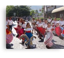 History, Tradition and Culture - this is Mexico - Historia, tradicion y cultura - este es Mexico Metal Print