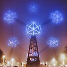 Atomium II - Brussels, Belgium by Ulla Jensen