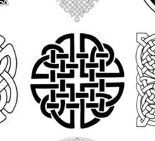Celtic Knots Collection Dark Sticker