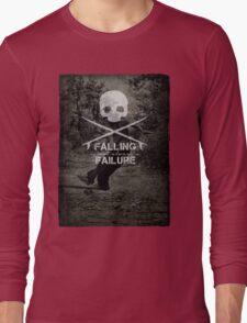 Skater falling Long Sleeve T-Shirt
