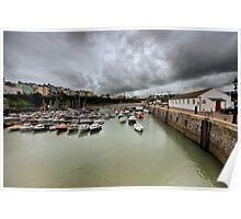 Tenby Harbour Pembrokeshire 5 Poster