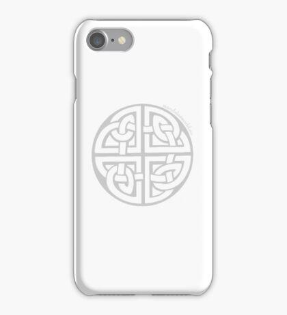 Celtic Knot n2 Light iPhone Case/Skin