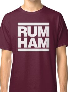 Rum Ham - Always Sunny in Philadelphia (White) Classic T-Shirt