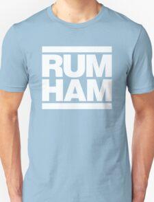 Rum Ham - Always Sunny in Philadelphia (White) T-Shirt