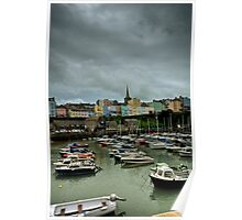 Tenby Harbour Pembrokeshire 7 Poster