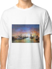 RED SKY AT NIGHT Classic T-Shirt