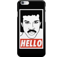 Obey Lionel iPhone Case/Skin