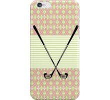 golf iPhone Case/Skin
