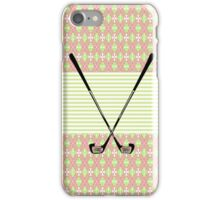 golf iPhone Case/Skin