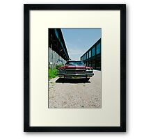 The American #2 Framed Print