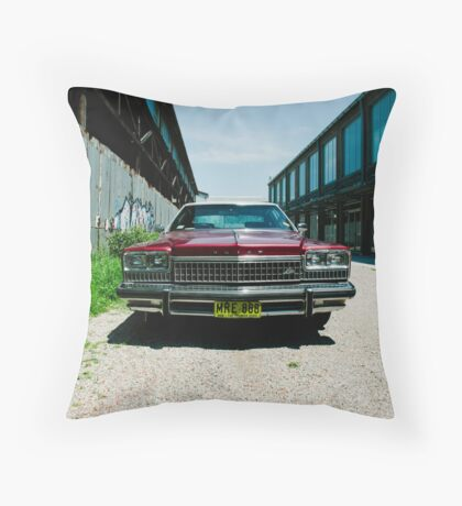 The American #2 Throw Pillow