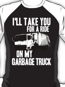 Sex Bob-Omb - Garbage Truck - Scott Pilgrim  T-Shirt