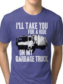 Sex Bob-Omb - Garbage Truck - Scott Pilgrim  Tri-blend T-Shirt