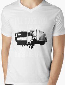 Sex Bob-Omb - Garbage Truck - Scott Pilgrim  Mens V-Neck T-Shirt