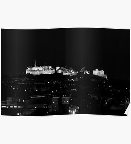 Edinburgh Castle Poster