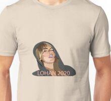 Lindsay Lohan 2020 Unisex T-Shirt
