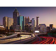 Atlanta Photographic Print