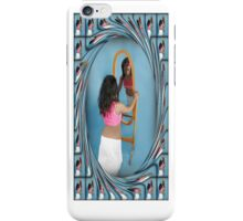 (*•.¸♥¸.•*´) A MIRRORED REFLECTION IPHONE CASE (*•.¸♥¸.•*´) iPhone Case/Skin