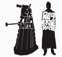 Exterminate, Regenerate