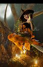 Autumn Hallowe's Eve ~ iphone case by Fiery-Fire