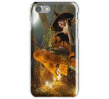 Autumn Hallowe's Eve ~ iphone case iPhone Case/Skin