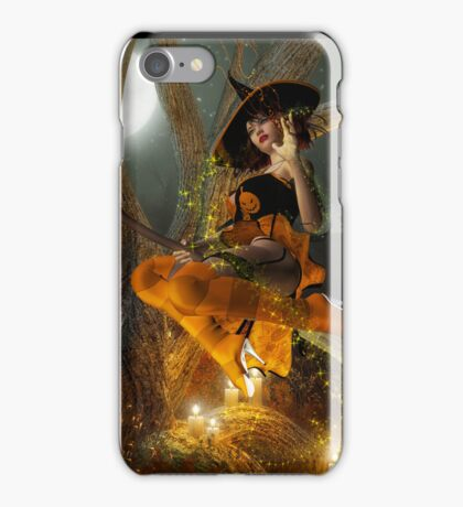 Autumn Hallowe's Eve ~ iphone case iPhone Case/Skin