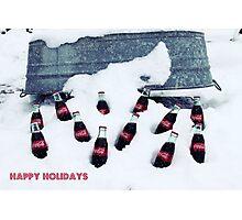 Coca-Cola Holiday Photographic Print