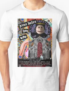 Jesus Hates You Now - Movie Poster T-Shirt