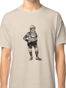End of the World Armor Classic T-Shirt