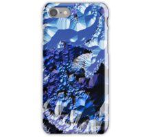 BLUE ICE CREAM iPhone Case/Skin