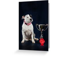 Molly - my Girl Greeting Card