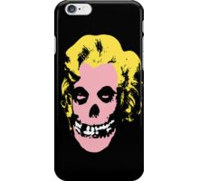 Misfit Marilyn iPhone Case/Skin