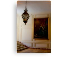 The Guardroom Canvas Print
