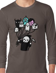 Soul Collector Doodle Long Sleeve T-Shirt