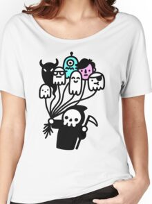 Soul Collector Doodle Women's Relaxed Fit T-Shirt